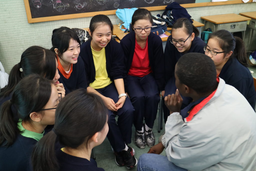 cultural exchange hong kong