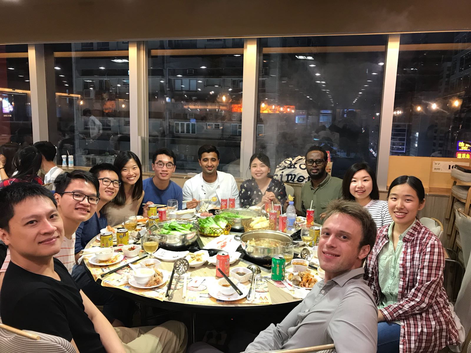 Local Immersion - Hotpot