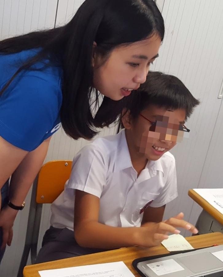 STEM class in local school